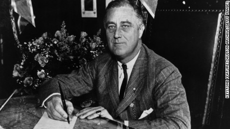 What if FDR had lived through his fourth term?