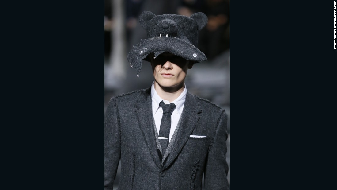 Thom Browne Autumn-Winter 2014