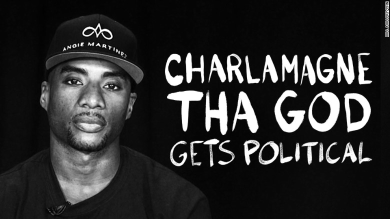 Charlamagne Tha God on politicians and climate change