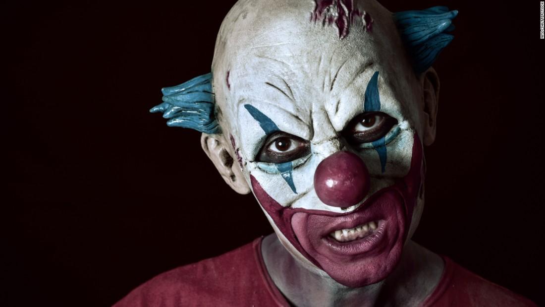 Creepy Clown Craze Sweeps The Globe Cnn