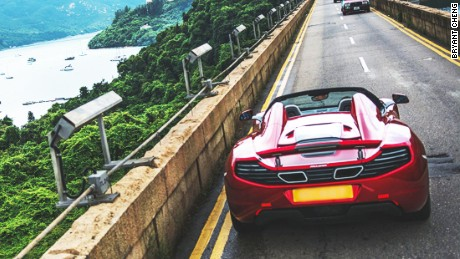 Hong Kong drives