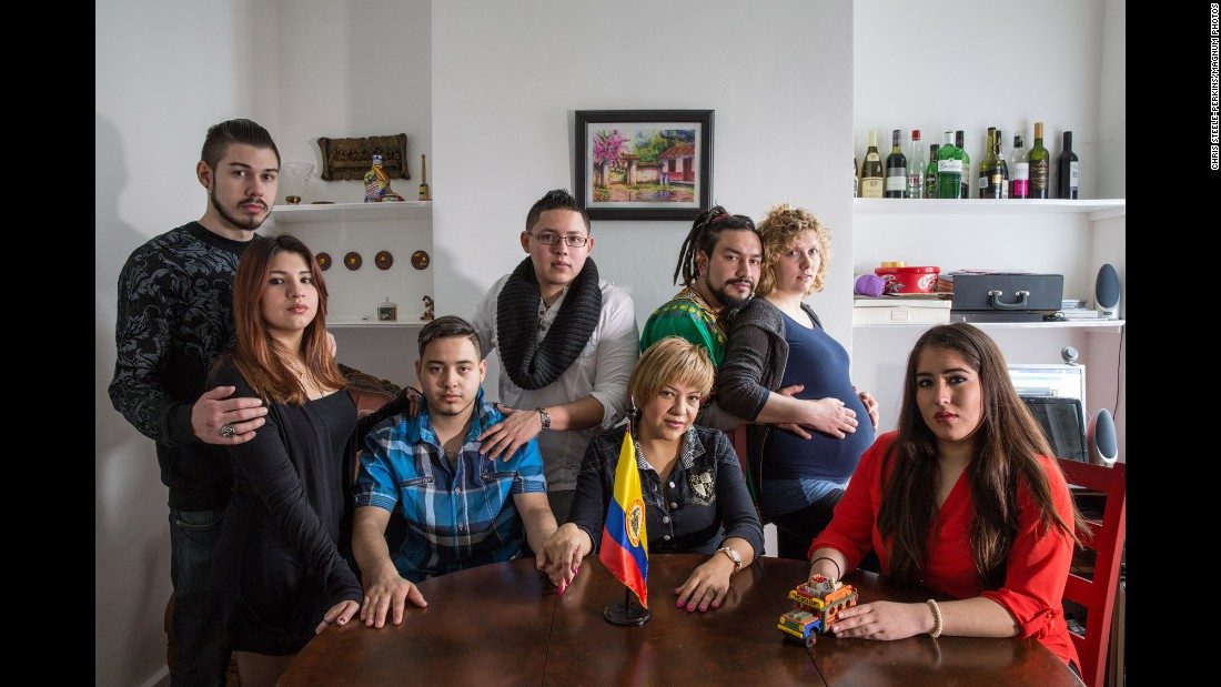 The family of LinaMaria Posada Duque has Colombian roots.