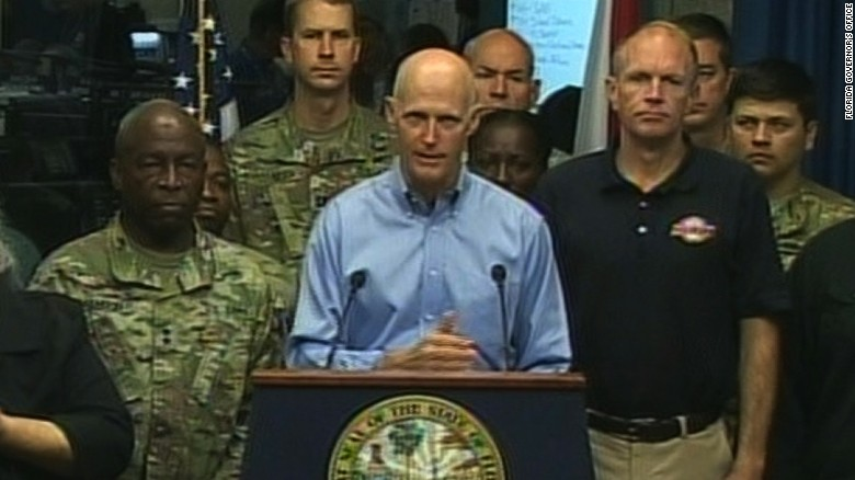 Rick Scott: Hurricane Matthew will kill people