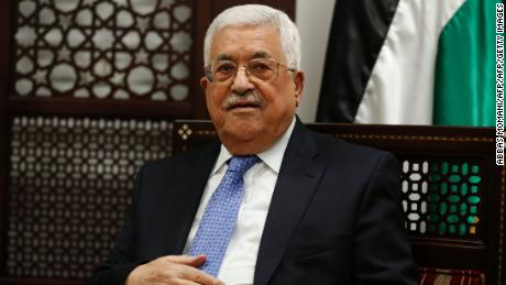 Abbas was speaking at the United Nations Human Rights Council in Geneva.