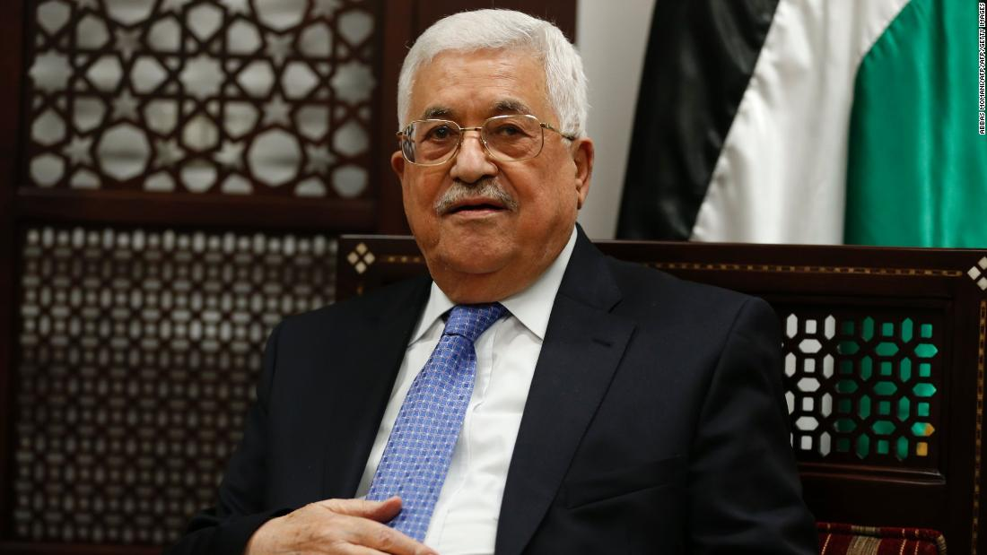 Abbas: Palestinians Will Work With Trump