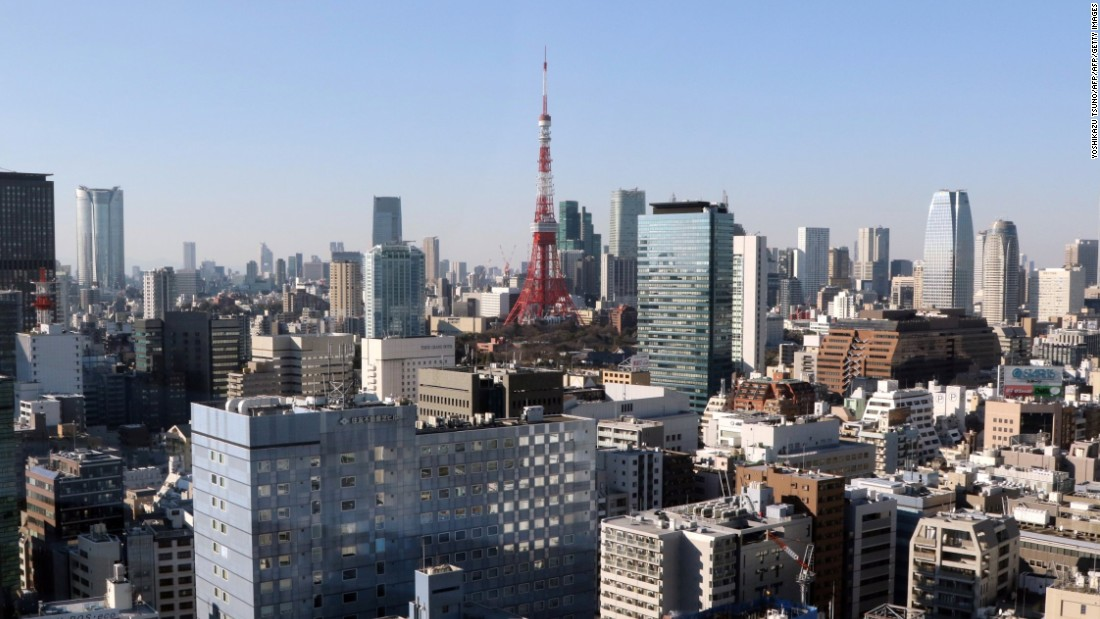 Although Japan's economic growth has faltered over the past decade, the city expanded rapidly over the past twenty years and has provided some of the most innovative architecture and city planning developments in the process.
