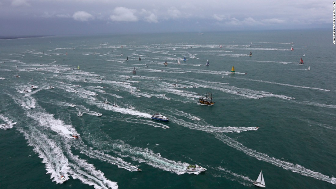 In the seven editions since 1989, 138 sailors have started the race, but only 71 have finished.