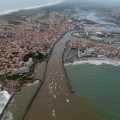 Vendee Globe 2012 aerial
