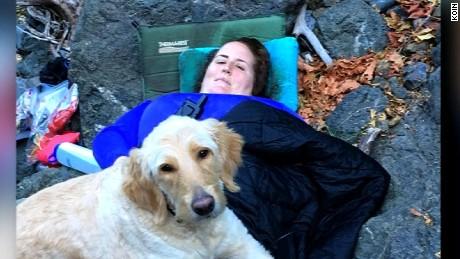 sos saved hikers life