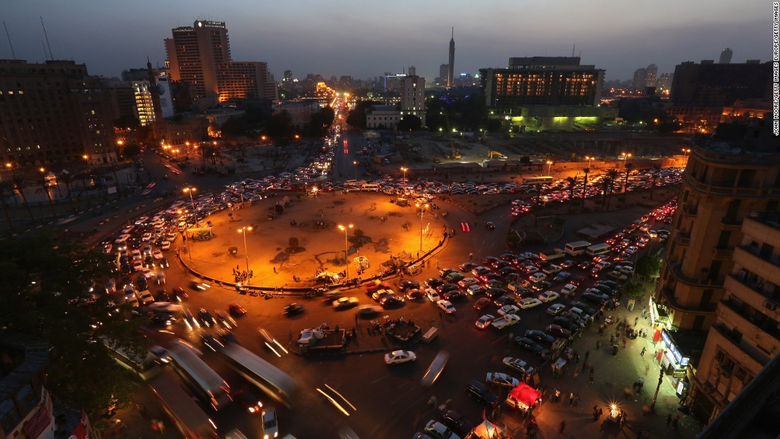 Part of the reason for the new city is the anticipated population growth and congestion in Cairo, which is already famous for its traffic problems.