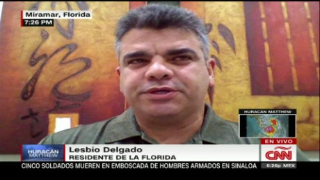cnnee panorama entrevista huracan matthew lesbio delgado _00003822