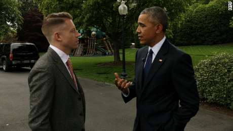 Obama joins Macklemore to discuss opioid epidemic