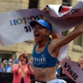 lucy gossage wins Ironman UK