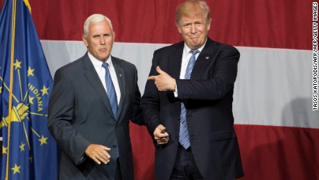 Reality Check: Trump and Pence get a lot wrong about Obamacare