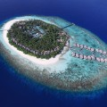 2. Maldives resort
