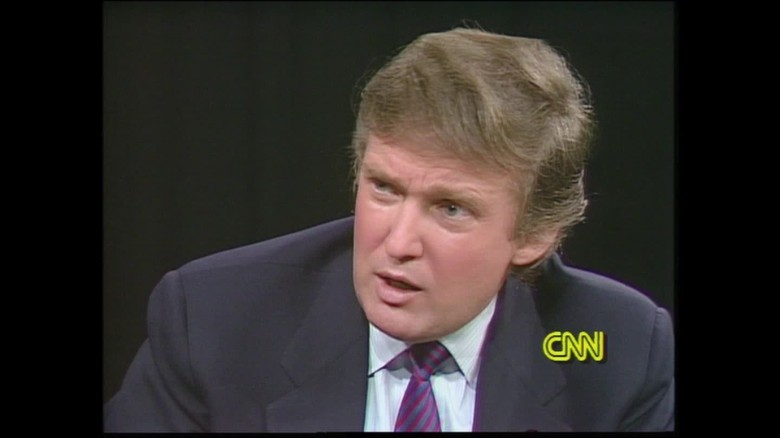 Trump 1989 Central Park Five interview CNNMoney_00003312