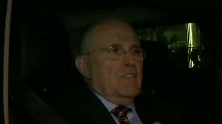 Giuliani not surprised GOP backing away sot_00002705