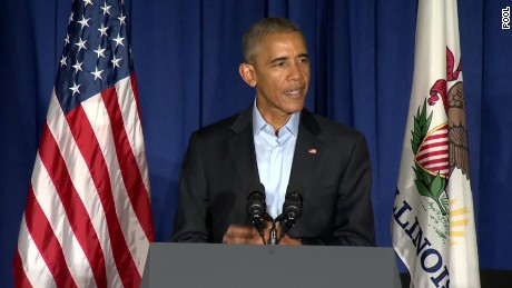 Obama: Donald Trump's insecurity not presidential