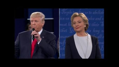 cnnee brk segundo debate presidencial trump ataca clinton correos electronicos_00005121
