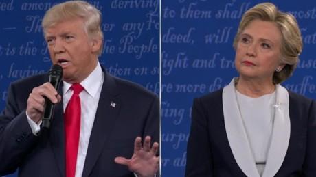 cnnee brk segundo debate presidencial trump conversacion obscena bill clinton _00004002