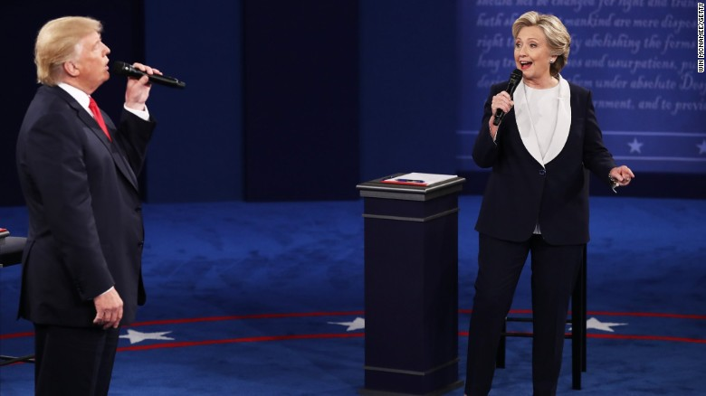 7 fact checks from the town hall presidential debate