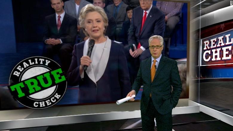 videos politics clinton trump debate reality check stop frisk foremancnn video playlists