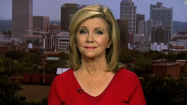 Rep. Blackburn: I still support Trump