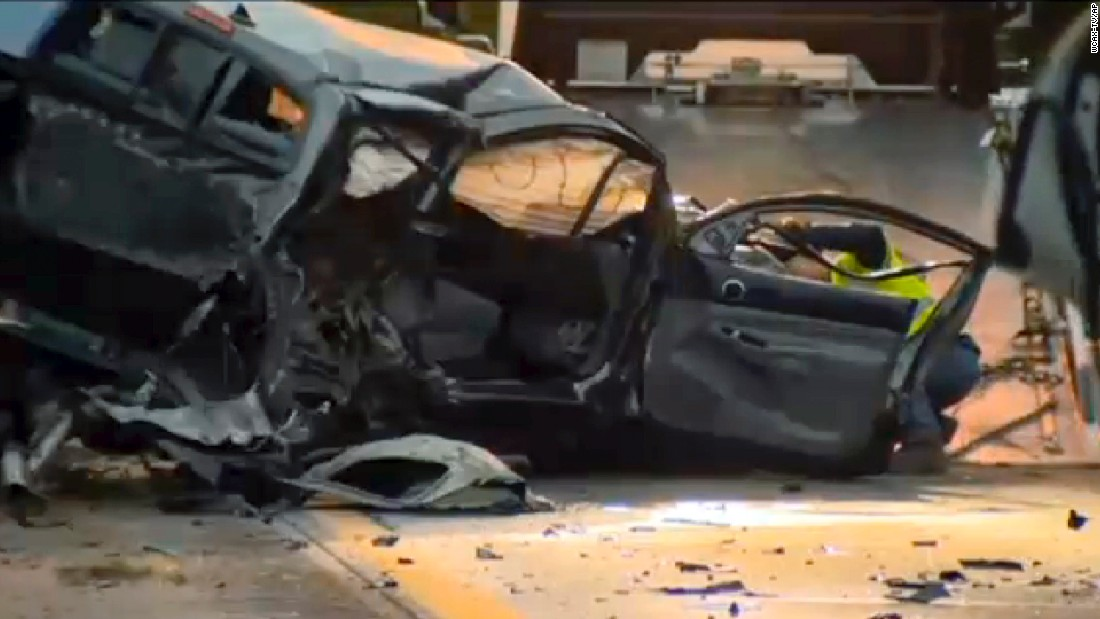 Car Crash In Barre Vt