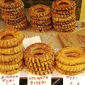 Koulouri-stand-on-Ermou-street-with-new-koulouri-fillings-including-ham-and-cheese---turkey-and-cheese---chocolate---tomato-and-olive--