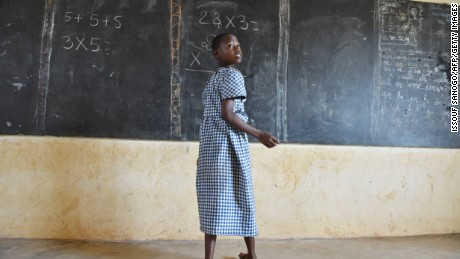 Child marriage, periods and poverty are among barriers keeping girls out of education.