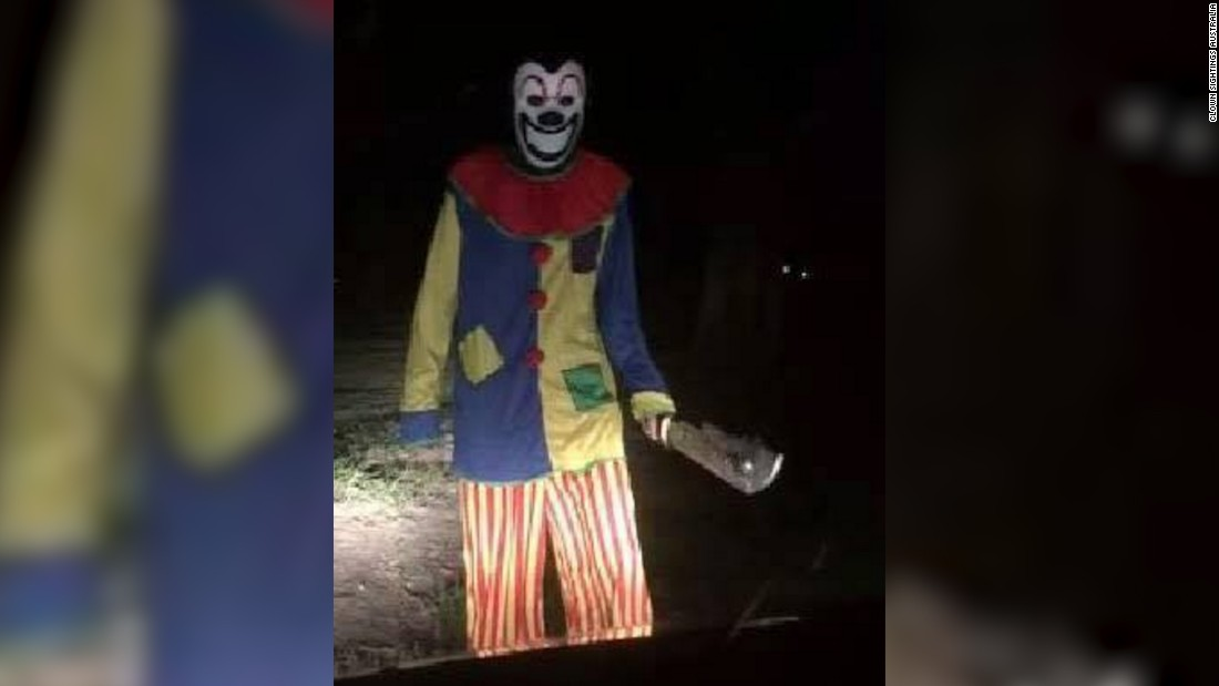 Remember all the scary clown sightings before the election for 1800x1200 window