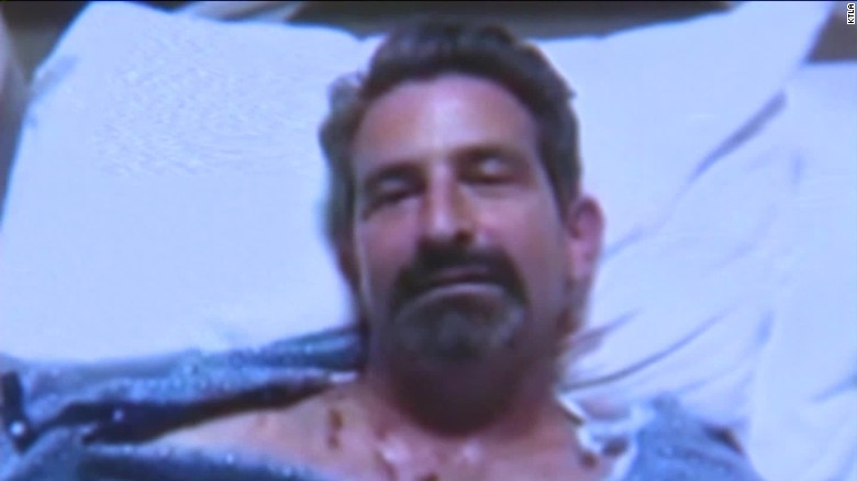 Hiker lucky to be alive after bear attack