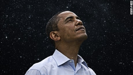 Barack Obama: America will take the giant leap to Mars