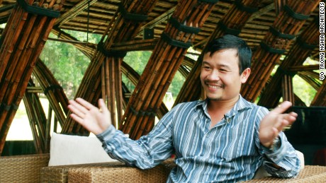 Vietnamese architect Vo Trong Nghia
