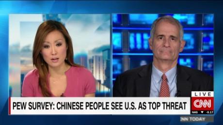 exp China views U.S. as top threat_00002001