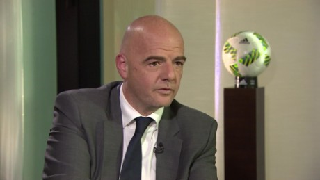 Infantino battles forces against change