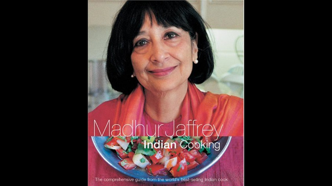 "<strong>World/Indian -- ""</strong>Madhur Jaffrey Indian Cooking"" is a classic of Indian cuisine."