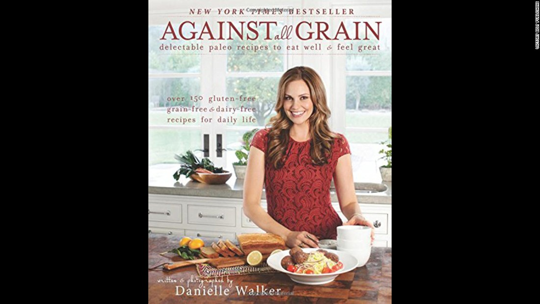 "<strong>Paleo -- </strong>Danielle Walker shows that cooking without grains, gluten, dairy and refined sugar can still be delicious in ""Against All Grain: Delectable Paleo Recipes to Eat Well & Feel Great."""