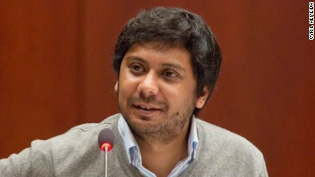 Cyril Almeida, a prominent Pakistani journalist was banned from leaving Pakistan for a column he wrote.