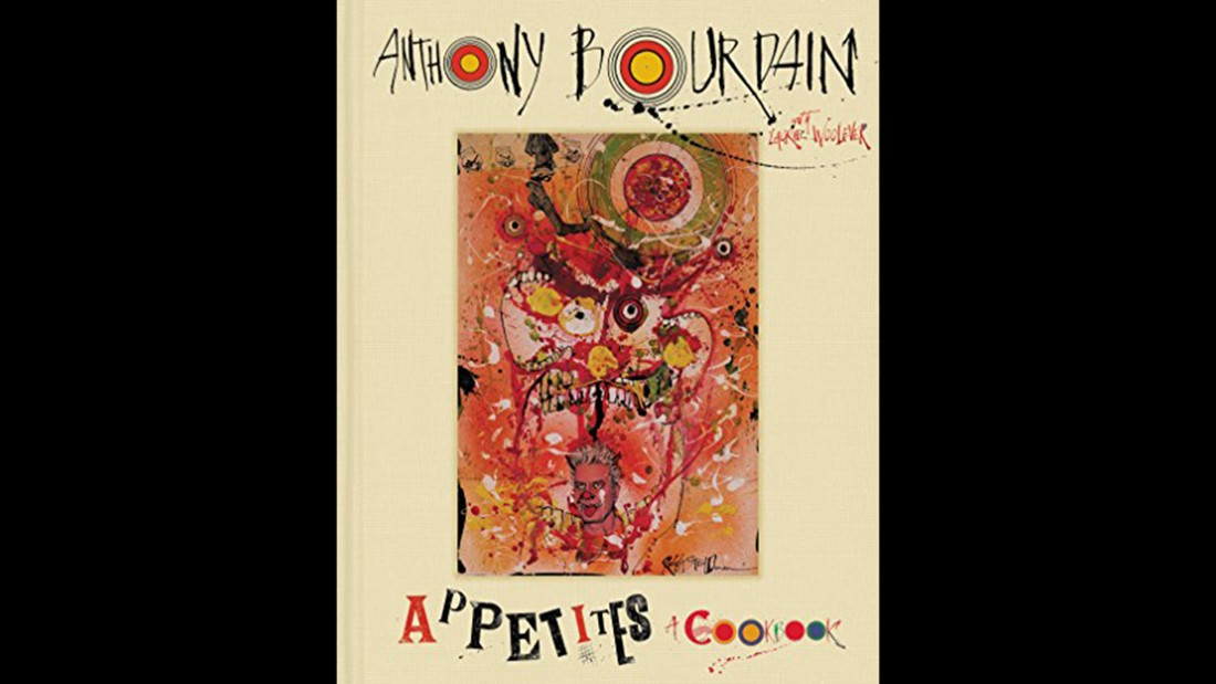 "<strong>General cooking -- </strong>""Parts Unknown"" star Anthony Bourdain's new cookbook, ""Appetites: A Cookbook,"" publishes on October 25, but Amazon editor Seira Wilson already loves what she read in a preview copy."