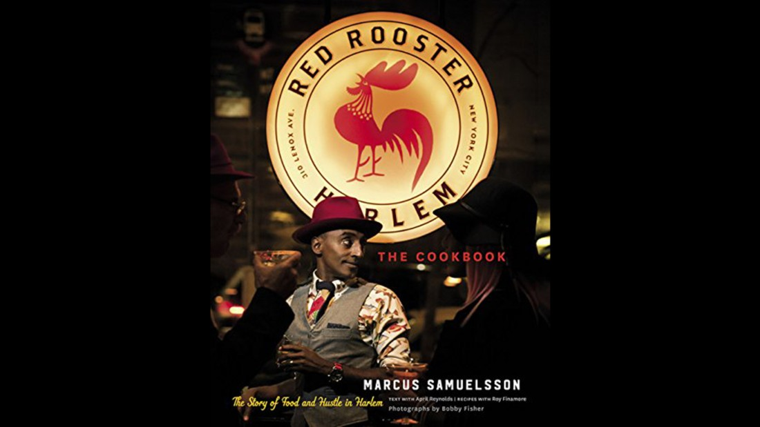"<strong>Regional -- </strong>Born in Ethiopia, raised in Sweden and now living in New York, chef Marcus Samuelsson is living the American Dream. His latest cookbook,""The Red Rooster Cookbook: The Story of Food and Hustle in Harlem,"" comes out of his Harlem restaurant."