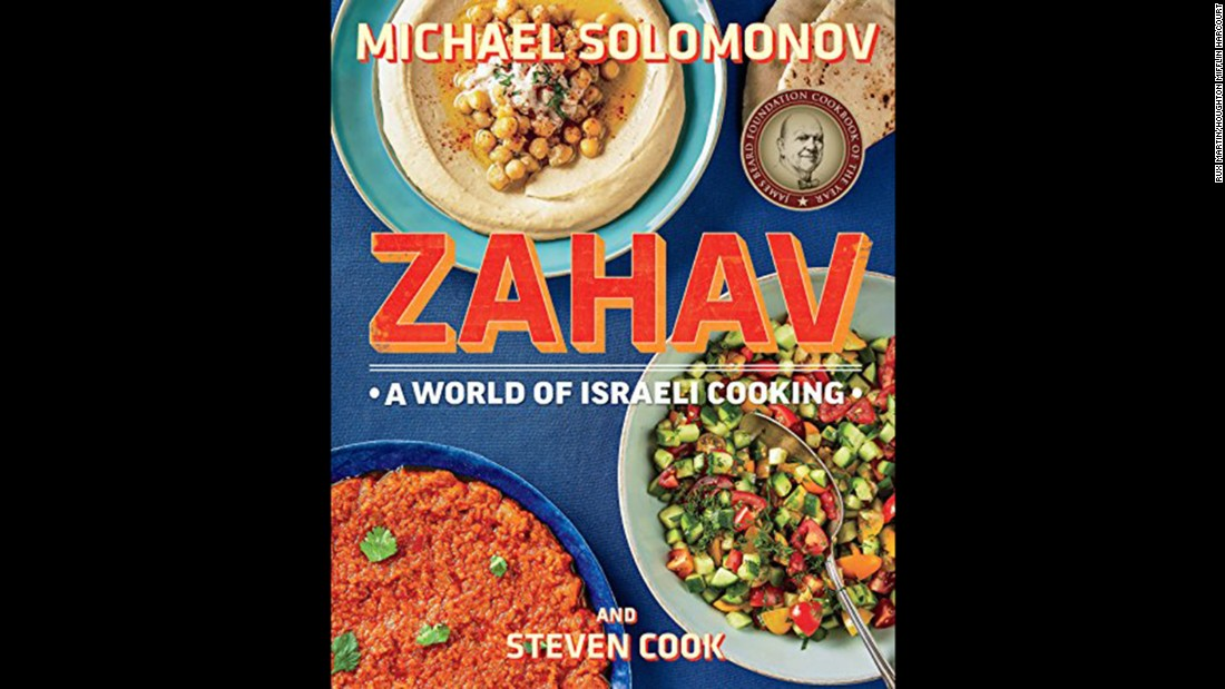 "<strong>World/Israeli -- </strong>""Zahav: A World of Israeli Cooking"" is the dynamic, beautifully photographed cookbook from Philadelphia restaurateur Michael Solomonov."