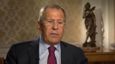 Lavrov: Russia flattered by US hacking allegations