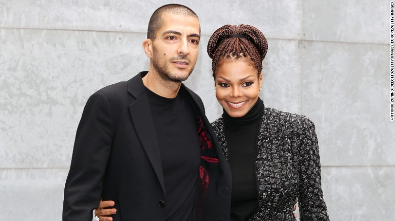 Janet Jackson confirms pregnancy