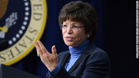 Valerie Jarrett to Jared Kushner: 'Listen to the American people'
