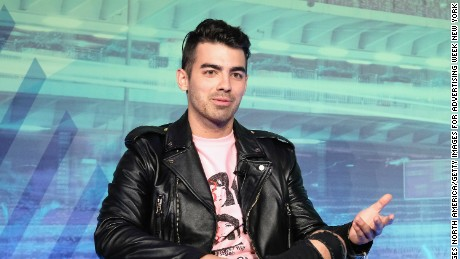 Joe Jonas shared a very personal story during a Reddit AMA.