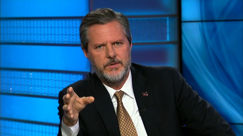 Falwell Jr.: I'm voting for Trump, despite allegations