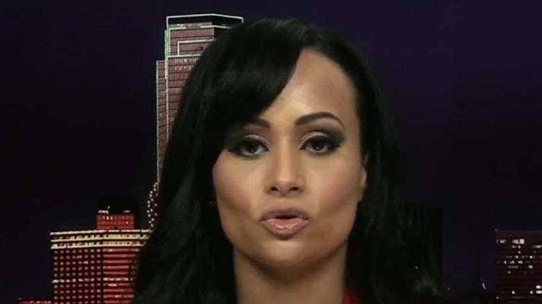 katrina pierson trump spokeswoman nyt report ctn sot _00005021
