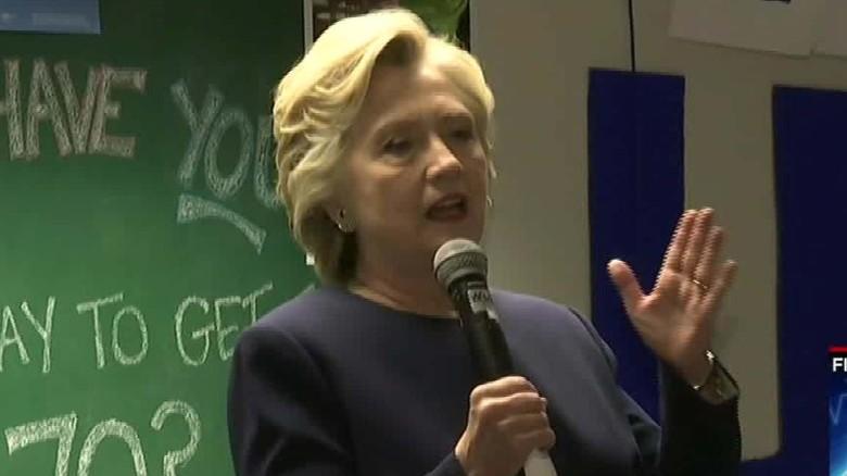 hillary clinton donald trump new accusations reax bts nr_00010527