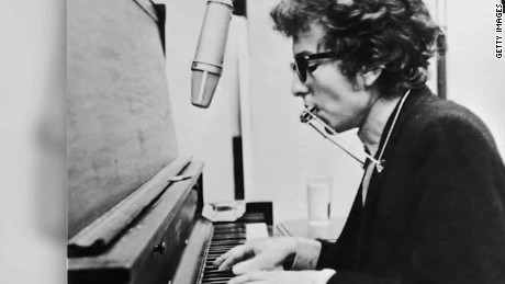 Bob Dylan and his uneasy Nobel predecessors